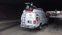 Seven News Boston (rungoogle) Tags: boston tv media seven channel7 newsvan