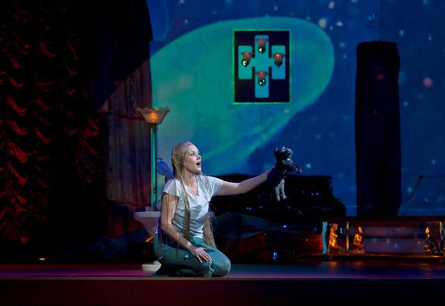 Camilla Nylund as Rusalka © Clive Barda/ROH 2012