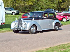 7 Alvis TA21 (1952) (robertknight16) Tags: 1950s british alvis 194570