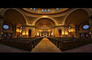 cathedral of saint paul - st. paul, minnesota