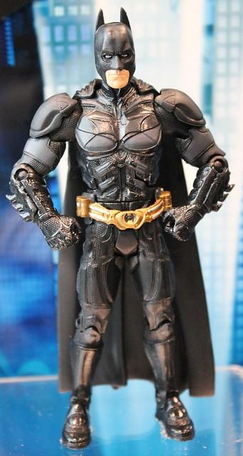 Mattel又發佈黑暗騎士的新商品和包裝啦!