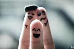Happy Fingers (Riccardo Brig Casarico) Tags: people colors wow photography photo