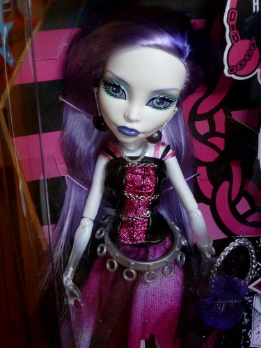monster high abbey and spectra