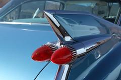 1959 Cadillac (twm1340) Tags: show arizona classic car vintage antique az icon cadillac hotrod bullet custom taillight 1959 2012 verdevalley clarkdale