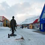 Pedestrian Zone, Longyearbyen
