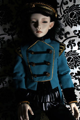 Archie (bentwhisker) Tags: uniform doll elf bjd resin saiph 6206 lumedoll