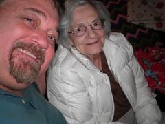 Mom and I (Diogioscuro) Tags: selfportrait me self mom yo arnold eu io ich diogioscuro