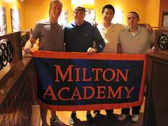 Boston College-age Alumni Event, 2011 (Milton Academy on Flickr) Tags: nyc boston event alumni 2011 collegeage
