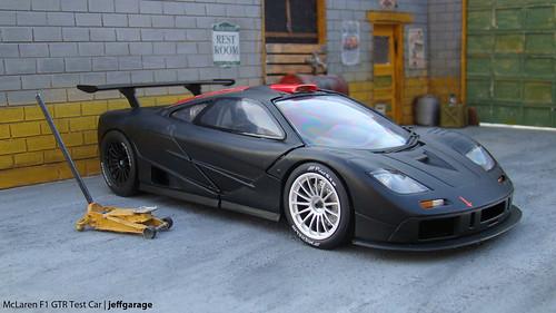 mclaren f1 lm black. mclaren f1 gtr test car mclaren lm black g