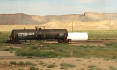 PROX 40588 Green River UT (AA654) Tags: green river utah ut desert rail railcar tankcar procor prox 40588 1000000railcars