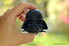 Sabonete Darth Vader ( shiboneteria ) Tags: starwars soap darthvader sabonete