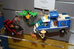 IMG_6155 (Sportsology) Tags: city friends lego police ambulance forestfire firefighters miners