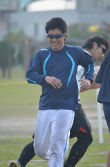 DSC_0071 (mechiko) Tags: 横浜ベイスターズ 120209 渡辺直人 横浜denaベイスターズ 2012春季キャンプ