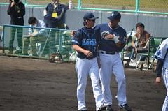 DSC_0668 (mechiko) Tags: 横浜ベイスターズ 120212 渡辺直人 横浜denaベイスターズ 2012春季キャンプ サラサー