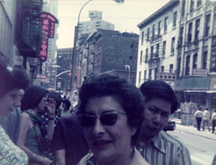 Chinatown (mizaliza) Tags: city nyc newyorkcity urban chinatown crowd nostalgia etsy photovintage photoantique etsydelphiniumscouplemanwomanbluedelphiniumsbluefound