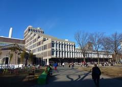 Cambridge, MA Harvard University ~ Science Center (army.arch) Tags: cambridge ma massachusetts harvard harvarduniversity brutalism brutalist sciencecenter joseplluíssert
