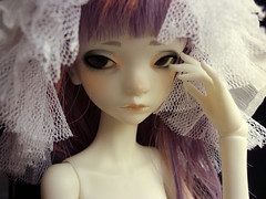 fake faceupped (Pimilbero) Tags: bella msd dollchateau