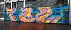 T32 (Alex Ellison) Tags: urban shop graffiti shutter northlondon opd t32 temp32