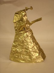 Dalek 2 (wilson_origami) Tags: origami doctorwho dalek paperfolding