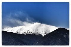 bansko mountain view