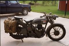 bsa2 (m20wc51) Tags: motorcycle bsa bsam20 militarymotorcycle wdm20