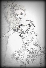 playing in Picasa (habilisdolls) Tags: fashion poppy royalty habilisdolls