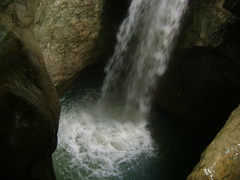 Waterfall in Krrabe Photo