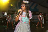 Santigold performing at the Converse Fader Fort During the SXSW Festival Austin, Texas