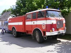 Škoda 706  trambus  (Liaz) (lonkvir) Tags: moto liaz škoda