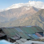 "Annapurna South (II) from Ghorepani <a style=""margin-left:10px; font-size:0.8em;"" href=""http://www.flickr.com/photos/14315427@N00/6988451757/"" target=""_blank"">@flickr</a>"