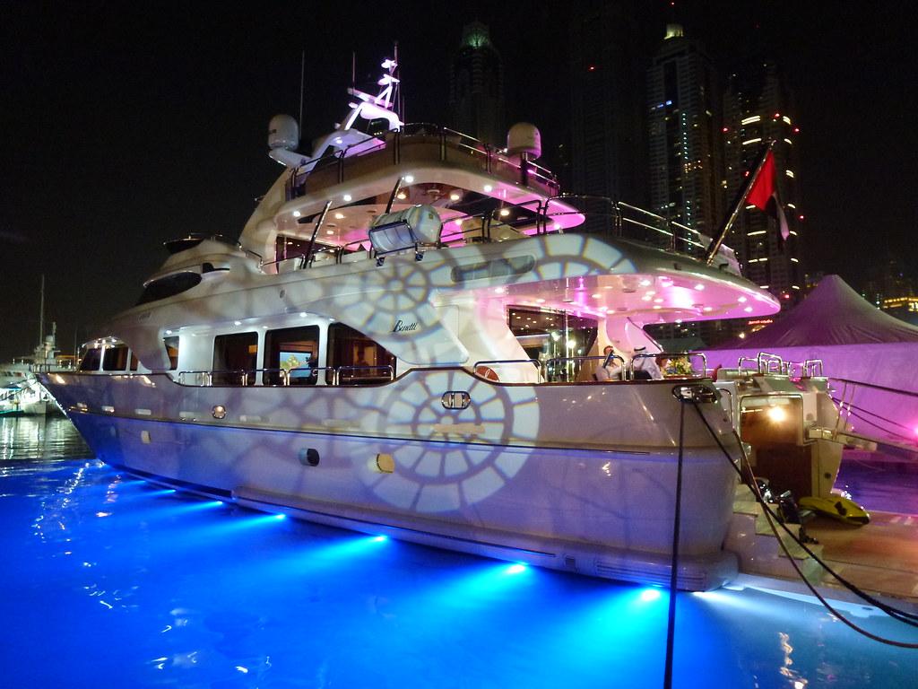 Benetti at Dubai Boat Show 2012