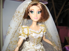 Limited Edition Tangled Ever After Wedding Rapunzel (scarlett1854) Tags: disney rapunzel tangled disneyprincess disneydoll limitededitiondoll tangledeverafter rapunzelwedding rapunzelshorthair