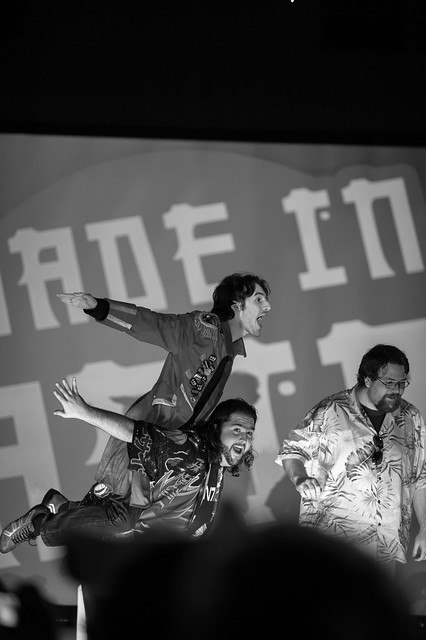 JOUEUR DU GRENIER & Bob Lennon @ Made In Asia 4 Bruxelles-9596