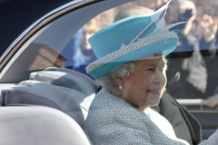 Queen Elizabeth II - York - April 5th 2012 (96tommy) Tags: york 2 england money elizabeth united royal duke kingdom prince visit queen ii hm philip maundy i