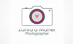 Zahra'a Maher Photographer - Logo - (Zahraa Maher ) Tags: flowers amanda flower slr canon photography photographer some photograph madness dslr ~ maher   zahra  600d zahraa   eqla3