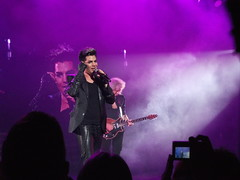 DSCF1982 (shootingdaggers) Tags: queen adamlambert july14th2012
