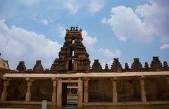 A Old Temple (Srikanta. H. U) Tags: sky india temple god hill bangalore soul idols nandhi bhoga nandeeswara