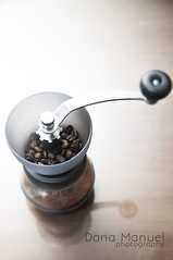 Coffee (Dana C. Manuel) Tags: glass coffee milk cafe shots espresso shotglass coffeegrinder bombon hario