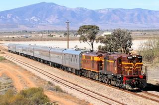 4520 4306 6L65 St James Charter Port Augusta 27 04 2013
