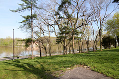 View (Pythaglio) Tags: park county trees columbus ohio house arlington river franklin historic reservoir upper richards perry scioto griggs township