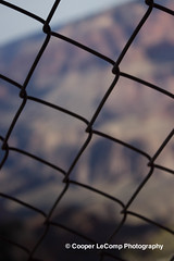 Fence at Grand Canyon (Cooper LeComp Photography) Tags: vacation arizona beautiful pretty desert grandcanyon views