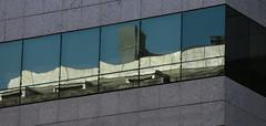 Vagues de vitres (Pi-F) Tags: coffee architecture time reflet vague faade tunisie immeuble vitre rptition dfragment