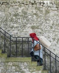 LIZ_6653 (Elizabeth.Argyll) Tags: london stairs costume toweroflondon peasant