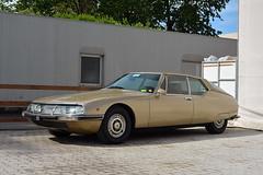 Citron SM (Transport Pictures) Tags: auto old classic car vintage automobile antique citroen sm voiture oldtimer vecchio voituresanciennes veicolo worldcars