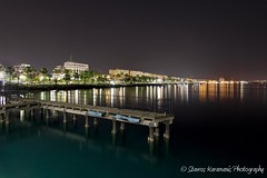 Limassol town night capture (stavros karamanis) Tags: longexposure nightphotography sea seascape reflection night canon lights coast town seaside outdoor ngc cyprus tokina nightsky f28 limassol t3i canonphotography canonusers 1116mm dxii