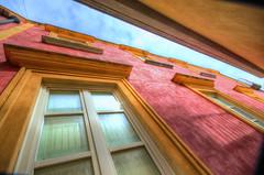 Rione Terra, Pozzuoli  Italy (FedeSK8) Tags: windows italy architecture italia campania explore pozzuoli sigma1020mm rioneterra photomatixhdr fedesk8 federicoscotto nikond7000