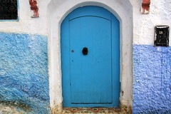 IMG_3678 (rachel_salay) Tags: city blue morocco chefchaouen