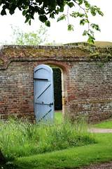 The Secret Garden (I'm Anonymous K) Tags: door blue garden secret bluedoor secretgarden
