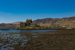 Eilean Donan Castle - Inverness - Highlands (iDvL) Tags: trip castle scotland eilean donan eileandonancastle