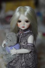 My little Bonnie. Love love love! (**Phoenix**) Tags: dolls bonnie bjd iplehouse